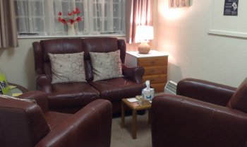 Beresford Centre counselling room
